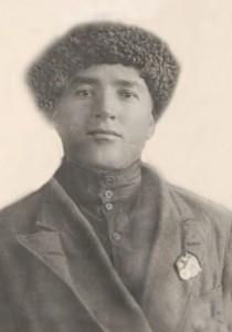 Короев Платон Георгиевич 1910г.р. с.В