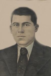Цховребов Давид Муртуевич,1909 г.р с