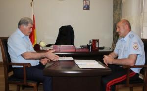 Встреча с Игорем Наниевым