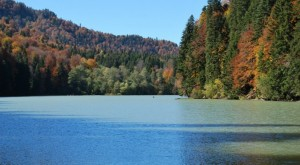 Озеро Коз. Фото Давида Гобозова