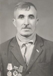 Кетишвили Мила Ильич 1919г