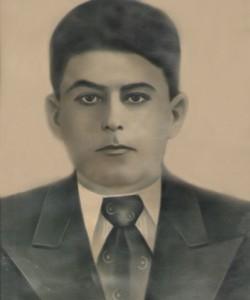 Тедеев Лаврентий Татеевич 1920 г.р.
