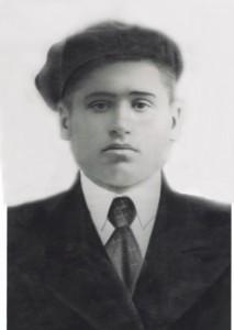 Техов Федор Алексеевич 1923 г.р. с