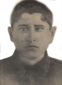 Тибилов Герсан Иванович,1922г.р. с.В