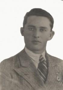 Тибилов Давид Сосланович 1918 г.р Цхинвальский р-н.