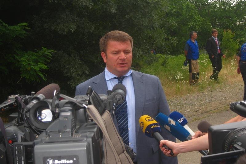 «Совместная работа сГрузией снимет большое количество проблем»— Южная Осетия