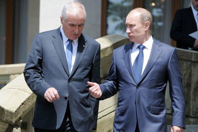 Президент Южной Осетии встретится сПутиным в столицеРФ