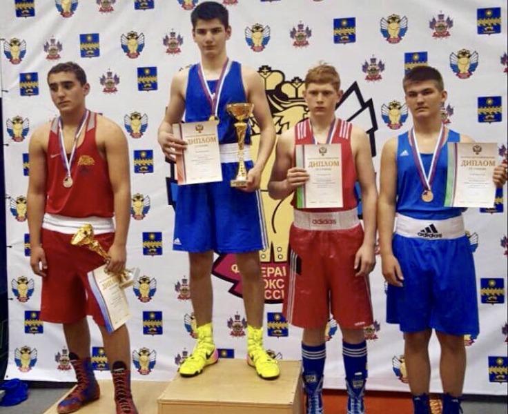 Александр Фомичёв завоевал бронзу юношеского главенства Российской Федерации побоксу