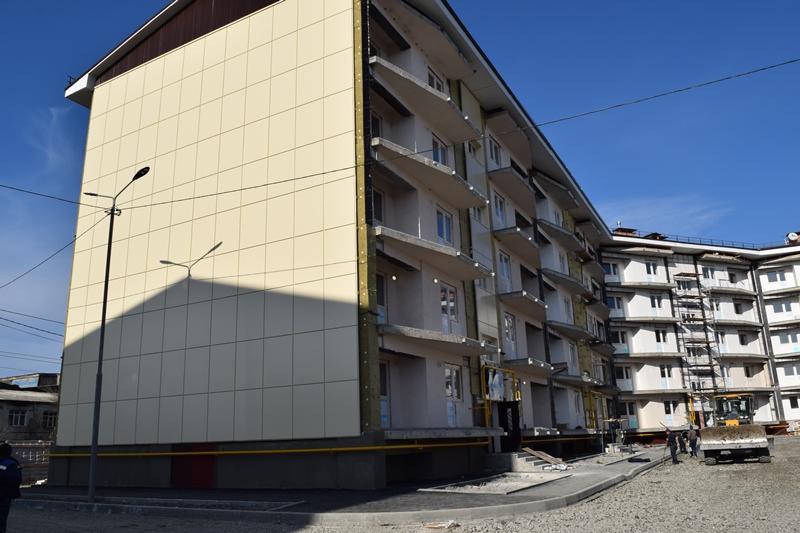 Жилой комплекс по ул. Героев