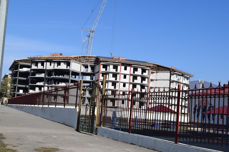 Жилой комплекс по ул. Героев1